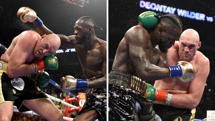 Tyson Fury Set To Put On Weight For Deontay Wilder Rematch
