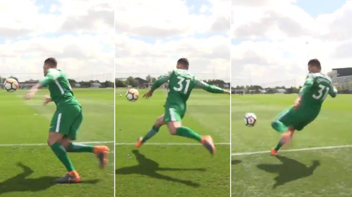 Footage Of Ederson's Guinness World Record Kick Has Emerged And It's Just Ridiculous