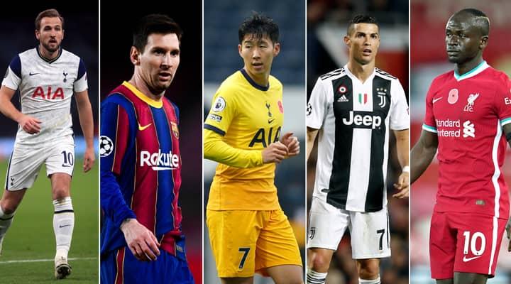 Son Heung-Min Ranks Above Messi, Ronaldo And Lewandowski As Europe's Deadliest Finisher