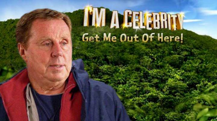 Harry Redknapp Confirmed In The 'I'm A Celebrity...Get Me Out Of Here' Line-Up