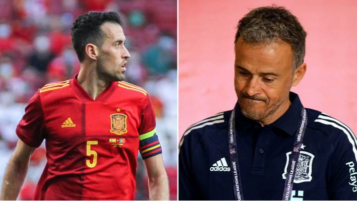Spain Plunged Into Coronavirus Crisis Days Before Euro 2020 After Captain Sergio Busquets Tests Positive
