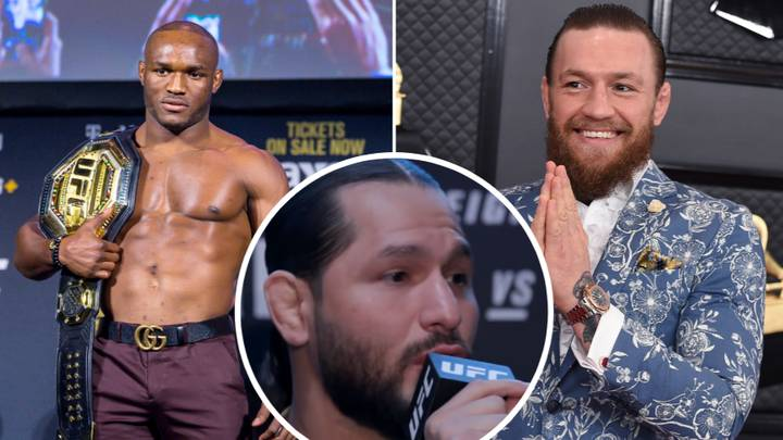 """Jorge Masvidal Tells Conor McGregor To Take His Time, """"I'll Go F**k Up Usman"""" In The Meantime"""