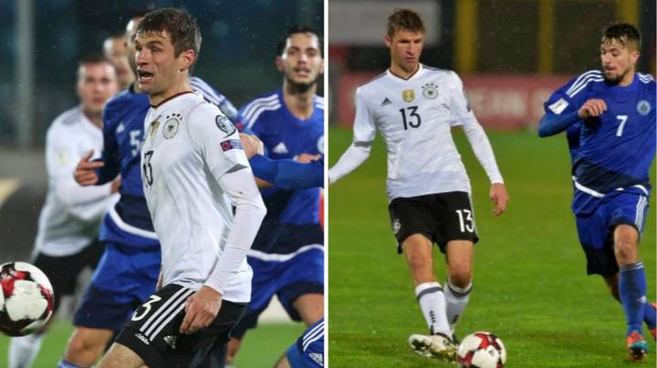 San Marino's Letter To Thomas Muller After He Made Brutal Comments About Them Is Iconic