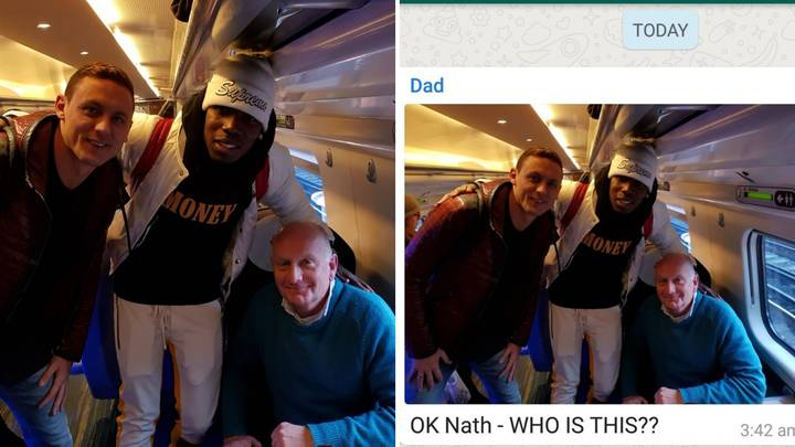 Fan's Story Of His Parents Randomly Meeting Paul Pogba On A Train Goes Viral