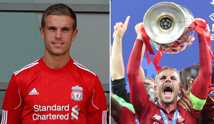 The Replies To Liverpool Announcing Jordan Henderson Are Incredible