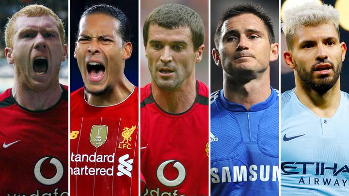 The Premier League's Top 60 All-Time Greatest Players Have Been Ranked