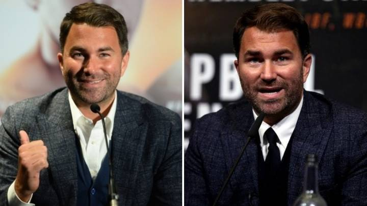 Eddie Hearn Reveals Two MMA 'Superstar Standouts' He Would Love To Sign To Matchroom