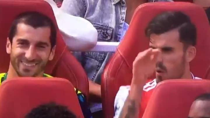 Dani Ceballos' Hilarious Conversation With Henrikh Mkhitaryan About Burnley's Tactics Goes Viral