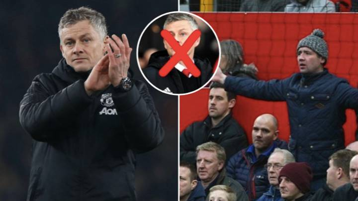 There's A Petition For Ole Gunnar Solskjaer To Be Sacked By Manchester United
