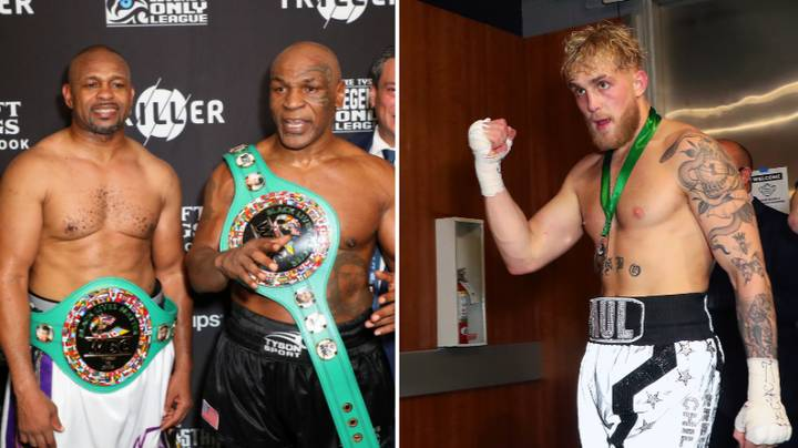 Roy Jones Jr 'Wouldn't Rule Out' Fight With Jake Paul
