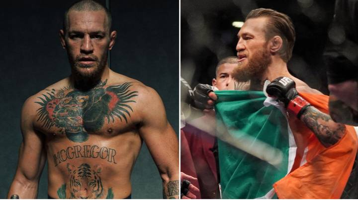 Conor McGregor Receives His Most Bizarre And Unexpected Call Out Yet