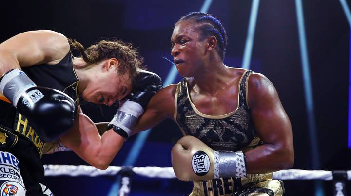 Olympic Boxing Gold Medalist Claressa Shields Has Vowed To 'Beat The S**t' Out Of Jake Paul