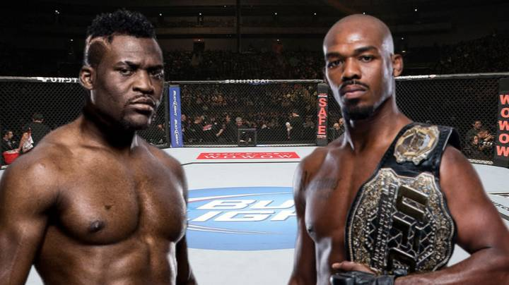 'Francis Ngannou Pretty Much Knocks Out Everybody Right Now, Would Beat Jon Jones'