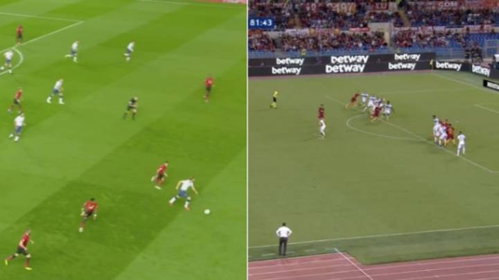 A Tweet Comparing The Broadcast Colours Of Premier League And Serie A Goes Viral