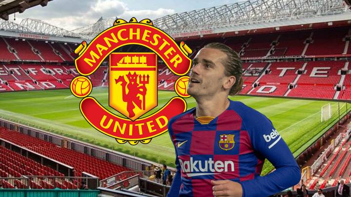 Manchester United Are Interested In Signing Barcelona Forward Antoine Griezmann