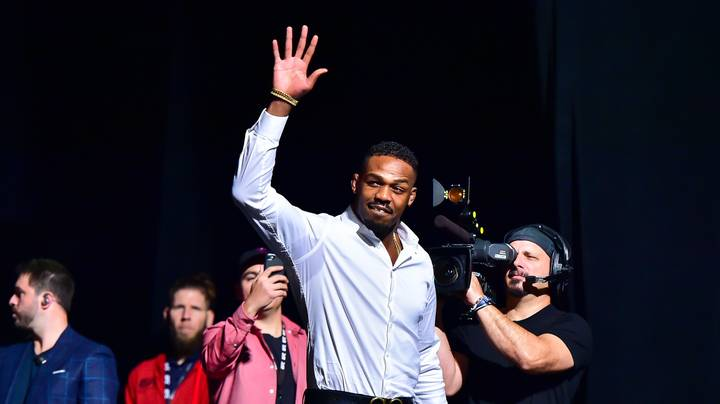 Jon Jones Unleashes Another Rant Over UFC Pay