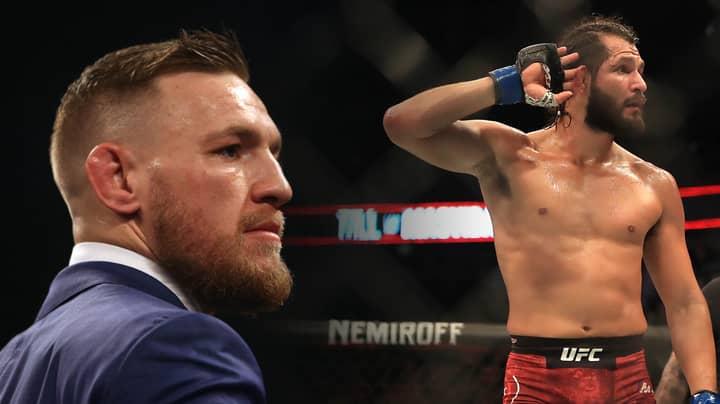 Conor McGregor Probably Won't Accept Jorge Masvidal UFC Fight According to Joe Rogan
