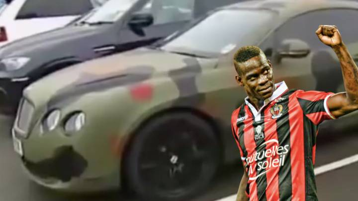 The Hilarious Story Of Mario Balotelli And His Bentley Is Doing The Rounds Again