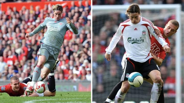 Fernando Torres Vs Nemanja Vidic Was The Greatest Premier League Battle