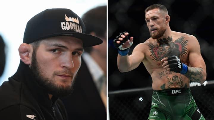 Conor McGregor 'Crossed The Line' With Tweet To Khabib Nurmagomedov, Says Daniel Cormier