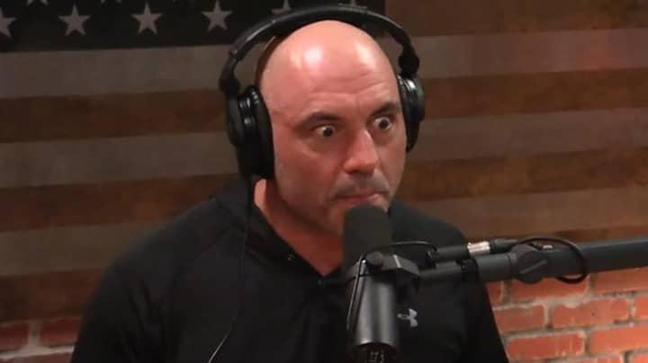 Joe Rogan Says Straight White Men Will Be Silenced By 'Woke' Culture