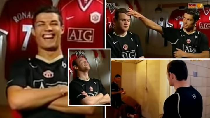 Interview Shows The Incredible Relationship Wayne Rooney And Cristiano Ronaldo Had At Manchester United