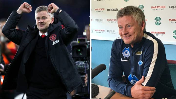 The Clause Solskjaer Had In Contracts At Previous Jobs Prove How Much He Loved Manchester United