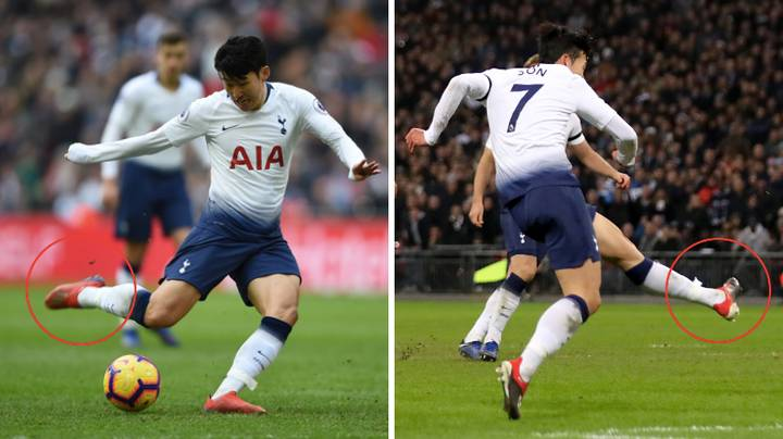 Son Heung-Min's Goalscoring Record Proves He Hasn't Got A Weak Foot