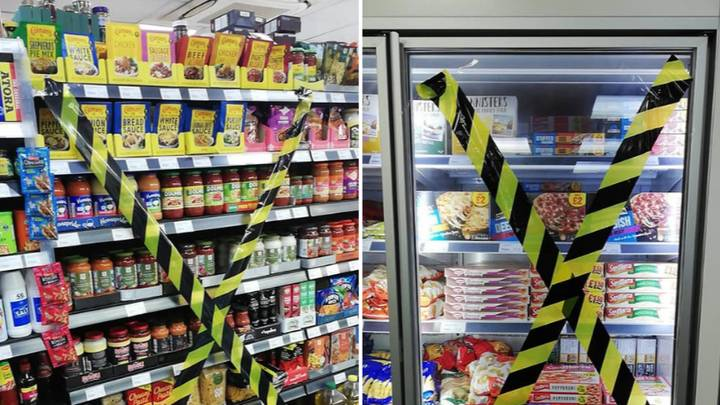 Convenience Store In UK Has 'Banned' The Sale Of Italian Food Ahead Of Euro 2020 Final