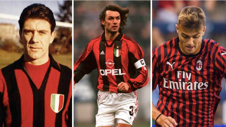 Daniel Maldini Becomes The Third Generation Of Maldini To Play For AC Milan