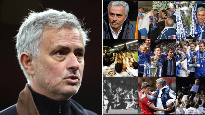 Jose Mourinho Posted His CV On Instagram And Managed To Get A Job In A Week