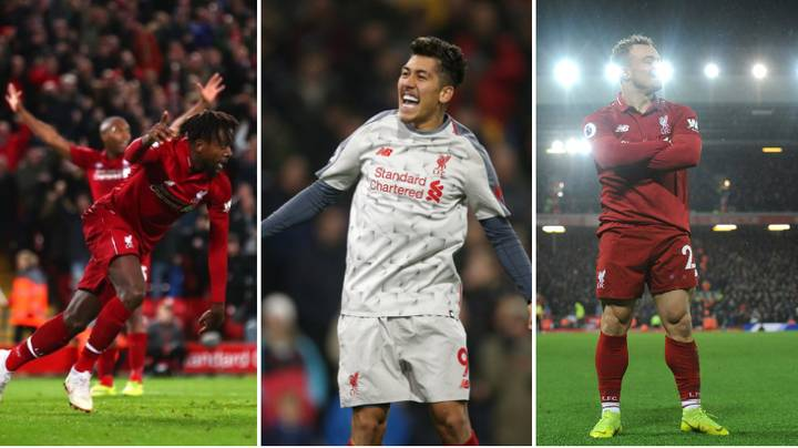 It's Been A Month Of Super Subs For Jurgen Klopp And LiverpooL
