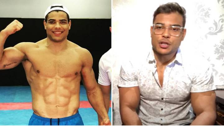 Paulo Costa Has To Lose A Serious Amount Of Weight Ahead Of Israel Adesanya Fight At UFC 253