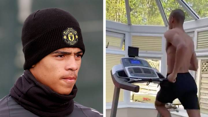 Mason Greenwood's Body Transformation After Gaining 3kg Of Muscle During Lockdown Is Very Impressive