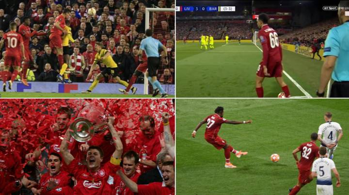 BT Sport Showing Four Incredible Liverpool 'European Nights' On Sunday