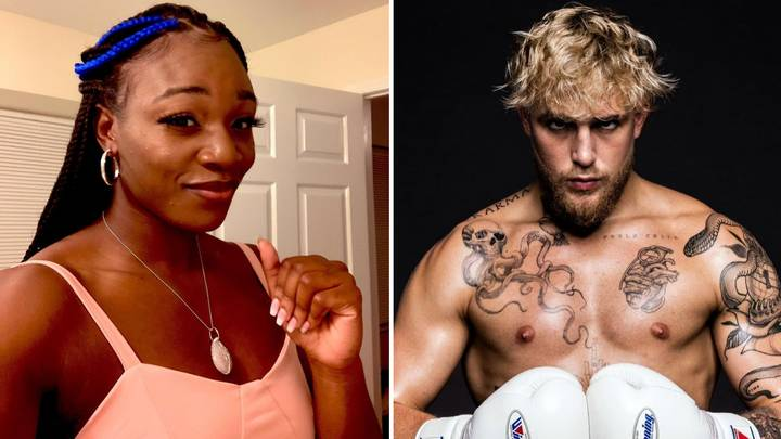 Claressa Shields Claims She Would 'Whoop Jake Paul's A*s' In Boxing Fight