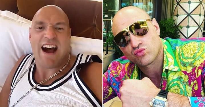 Tyson Fury Makes Shocking 'Quit In Corner' Promise Ahead Of Anthony Joshua Showdown