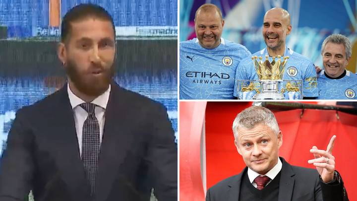 Sergio Ramos To Snub Manchester United And City As Real Madrid Legend Inches Closer To PSG Move