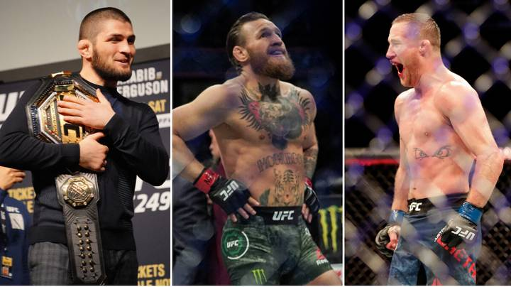 Khabib Nurmagomedov Will Fight Justin Gaethje In September And The Winner Faces Conor McGregor