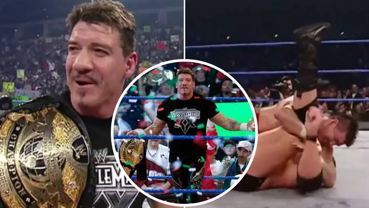 Eddie Guerrero's WWE Championship Win Is One Of The Greatest Moments In Wrestling History