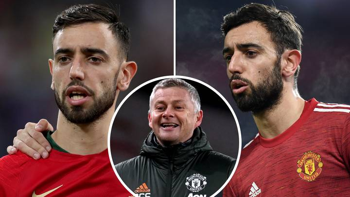 Manchester United To Block Bruno Fernandes From Linking Up With Portugal For World Cup Qualifiers