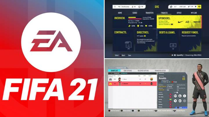EA Sports Announce Career Mode Bonus Perk For FIFA 21 Ultimate Edition