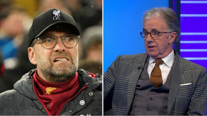 How The Premier League Would Look According To Mark Lawrenson's Predictions
