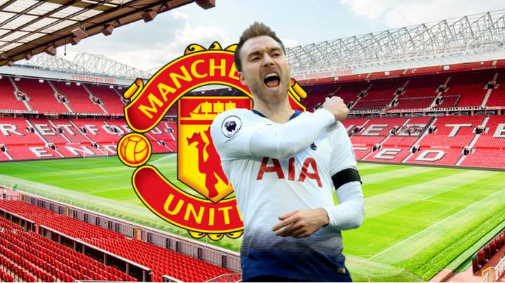 Manchester United 'Working To Complete' Deal For Tottenham's Christian Eriksen