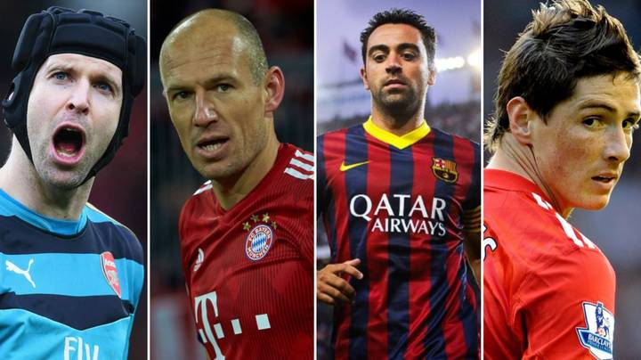 An XI Of World-Class Players Who Hung Up Their Boots In 2019