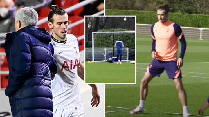 """Jose Mourinho Heard Saying """"You Want To Stay Here Or Go To Madrid And Play No Football?"""" In Training Footage"""
