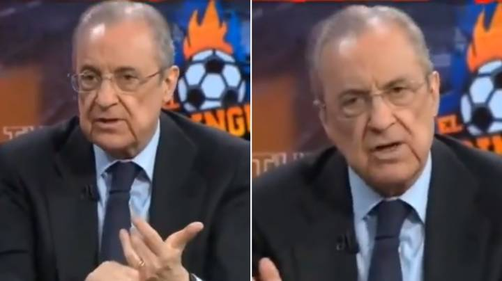 Florentino Perez Forgets Tottenham Are One Of England's 'Big Six' In Hilariously Painful Moment