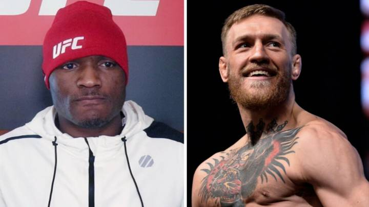 Kamaru Usman Sends Chilling Message To Conor McGregor