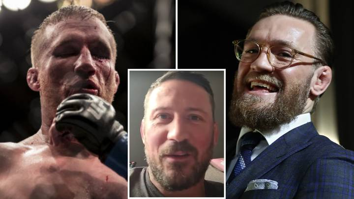 Conor McGregor's Coach Makes Shock Admission About Potential Justin Gaethje Fight