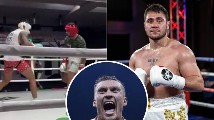 Dave Allen Retires From Boxing After Shot From Oleksandr Usyk In Sparring